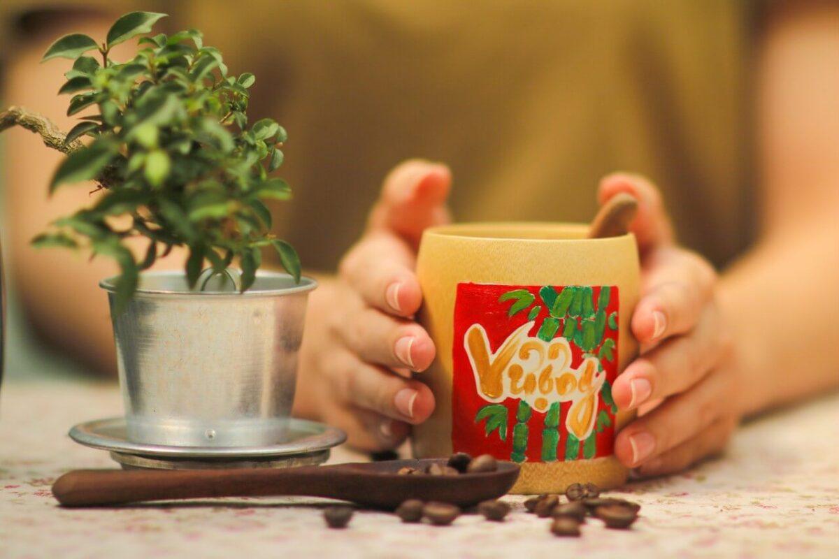 Bộ ấm chén quà tặng