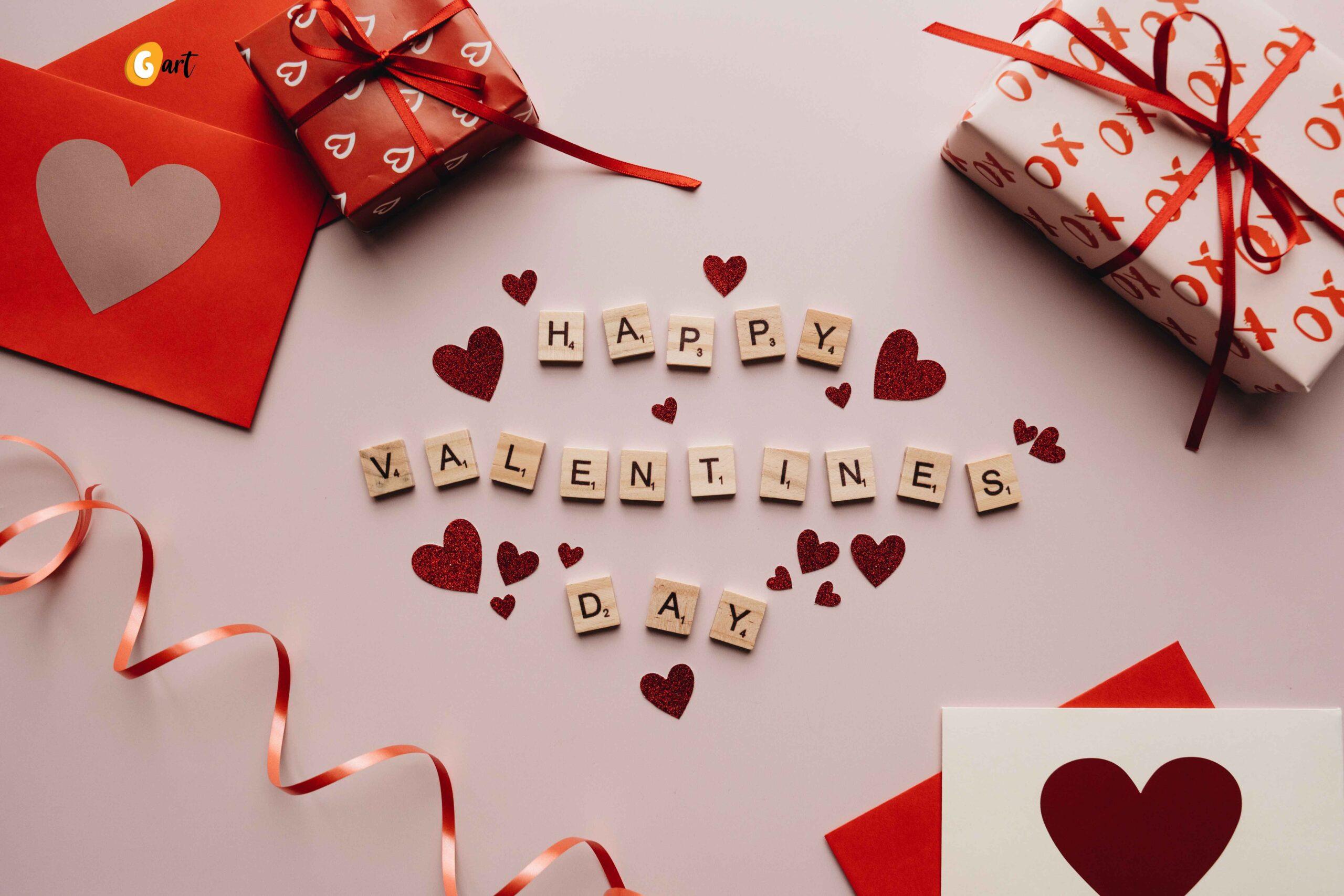 món quà tặng Valentine